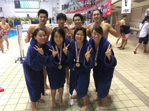高校 総体 水泳