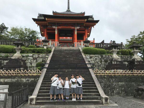 京都・奈良校外学習